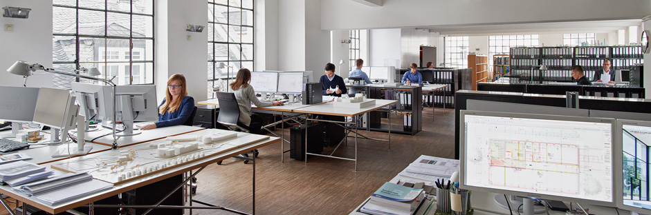 Büro | Gruber Kleine-Kraneburg